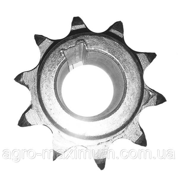 СЗМ-4-06.130М-02 Звездочка промопоры колеса опорного (z=10) СЗМ