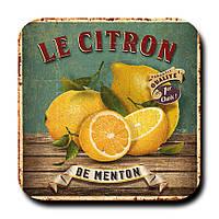 Магнитик Лимоны
