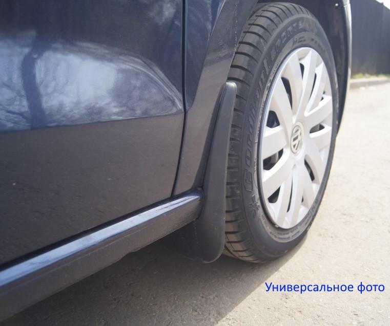 Брызговики передние для Mazda 6 2010- комплект 2шт NLF.33.20.F10