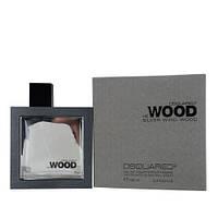 Dsquared2 He Wood Silver Wind Wood туалетная вода мужская 100 ml
