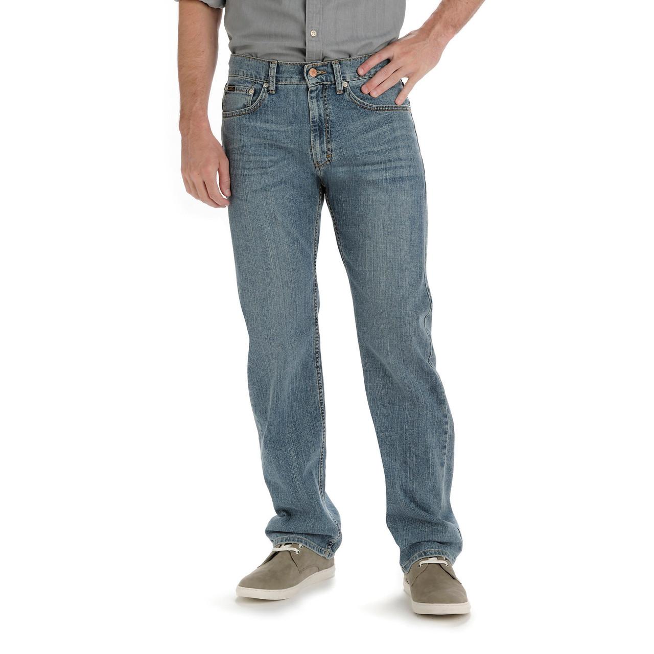 Джинсы Lee Premium Select Regular Fit Straight Leg, Phantom, 34W30L, 2001945, фото 1