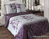 Семейный комплект постельного белья, бязь Маркиза (хлопок 100%)