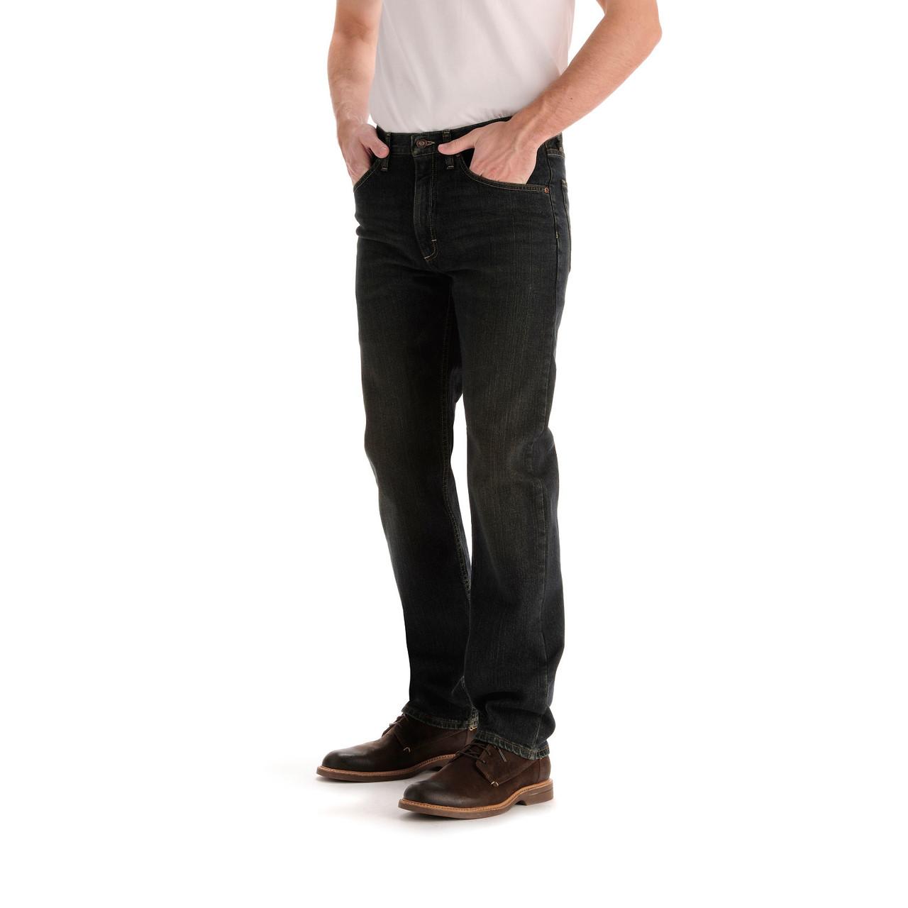 Джинсы Lee Premium Select Regular Fit Straight Leg, Rebel, 38W34L, 2001948
