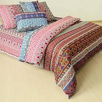 Двуспальный комплект постельного белья, ранфорс Единая страна (хлопок 100%)