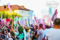 У місті Сарни пройшло яскраве і незабутнє свято фарб холі!