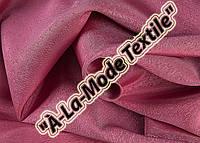 Штора 90168 цвет dark pink креп-сатин