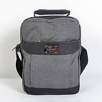 Модная прочная сумка через плечо Blue Eyes (вертикальная) - Код 87-930