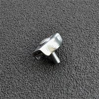 Зажим одинарный Simplex 6 мм (пач. 50шт)