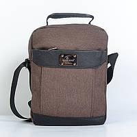 Модная прочная сумка через плечо Blue Eyes (вертикальная) - Код 87-931