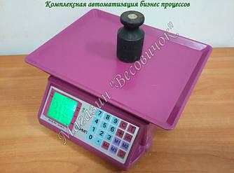 Торгові ваги Олімп 802 (40 кг)