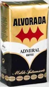Кофе в зернах Alvorada Admiral Kaffee 500 г