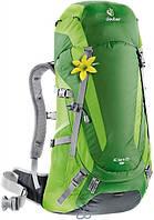 Рюкзак туристический женский Deuter AC Aera 28 SL emerald/kiwi (34724 2208)