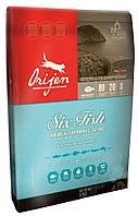 Корм для кошек с рыбой Orijen 6 Fresh Fish