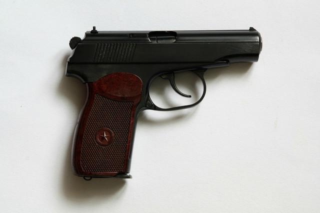 """Пистолет пневматический МР-654к """"original"""""""