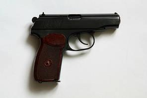 Пистолет пневматический МР-654к с бакелитовой рукоятью