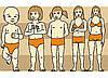 Вікові переваги дитячого одягу або яким повинен бути одяг у дітей, по відношенню до віку