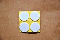 Двухторонний пропененный скотч, диаметр 2 см, 4 шт.