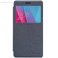 Чехол Nillkin Sparkle Leather Case для Huawei GR5 (Honor 5X) Dark Grey