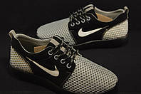 Nike Roshe Run качественные беговые кроссовки подростковые