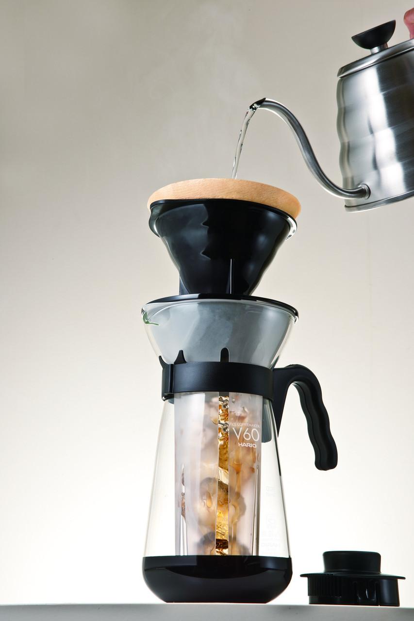 Набор для приготовления горячего и холодного кофе (700 мл)