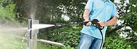 Чистка садових меблів
