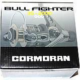 Катушка для спиннинга Корморан, (Cormoran), 3S-2000, 3 подш., фото 3