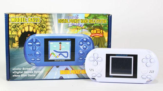 "Электронная Игра Game 8423 Приставка - IZUM Market: ""Подарки с изюмом!"" в Одессе"