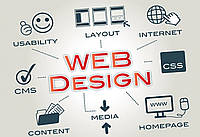 Дизайн сайта, Веб дизайн и Графический дизайн