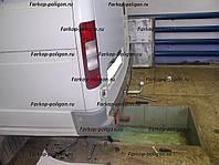 Фаркоп ГАЗ Газель (фургон) (с запаской) с 2003 г.