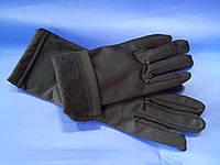 Перчатки чёрные для продавцов ювелирных изделий