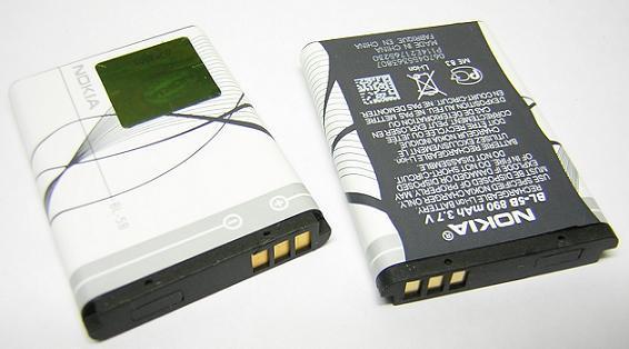 купить аккумулятор копия Nokia