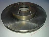 Диск тормозной передний вентилируемый Maxgear 19-0801