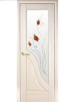 Дверь АМАТА Р-1 ясень