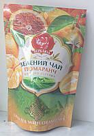 Чай ТМ Верблюд 80 г м/у зеленый с апельсином