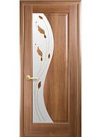 Дверь ЭСКАДА Р-1 золотая ольха