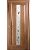 Дверь ПРЕМЬЕРА Р-1 золотая ольха