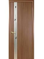 Дверь ЗЛАТА золотая ольха