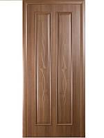 Дверь (ИНТЕРА De Luxe) СТЕЛЛА золотая ольха