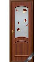 Дверь (ИНТЕРА Р) АВЕ Р-1 орех