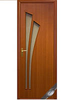Дверь ЛИЛИЯ вишня