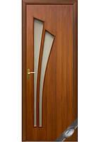 Дверь ЛИЛИЯ орех