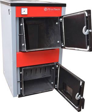 Твердопаливний котел ProTech ТТВ-12с Стандарт з плитою, фото 2