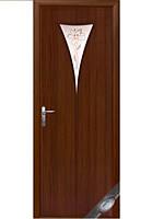 Дверь БОРА Р-1 орех