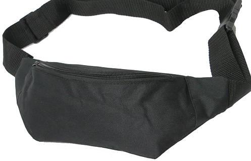 Поясная сумка Loren WB-01 черный