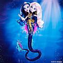 Кукла Monster High Пери и Перл Серпентайн (Peri & Pearl) Большой Скарьерный Риф Монстер Хай, фото 4