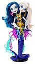 Кукла Monster High Пери и Перл Серпентайн (Peri & Pearl) Большой Скарьерный Риф Монстер Хай, фото 5
