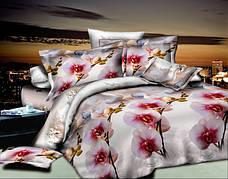 Красивое постельное белье из бязи и сатина