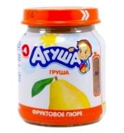 Пюре фруктове Агуша, 115 мл., груша