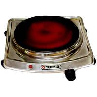 Плита стеклокерамическая Термия ЭПП 1-1.0/220(н) (1.0 кВт, нержавеющая сталь