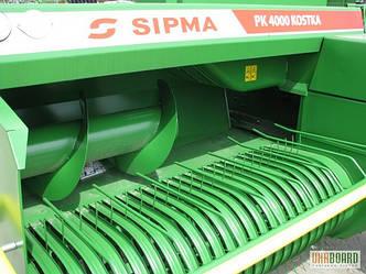 Пресс-подборщик тюк Sipma PK 4000